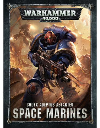 Codex: Space Marines...
