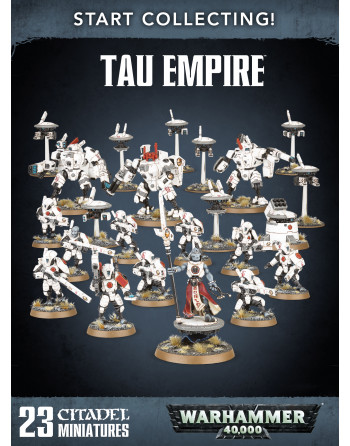 Start Collecting! T'au Empire