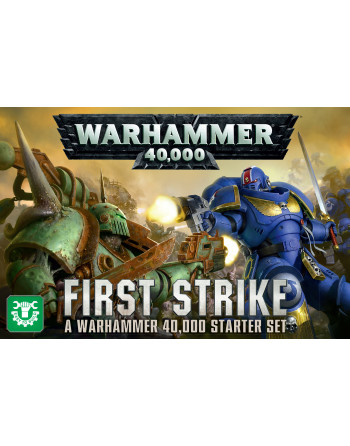 First Strike: A Warhammer...