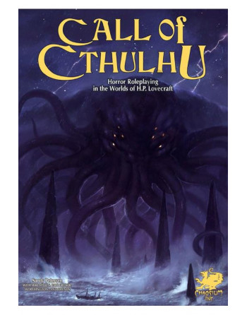 Call of Cthulhu Keeper...