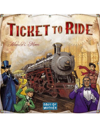 Ticket to Ride - Core Game