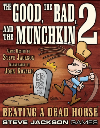 Munchkin: The Good, The...