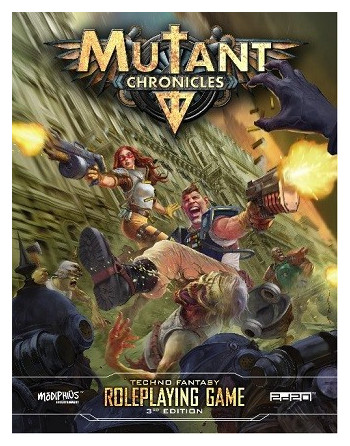 Mutant Chronicles: 3rd...