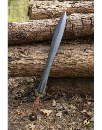 Celtic Leaf Sword - 85cm